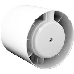 Ventola su tubo 230 V 84 m³/h 100 mm