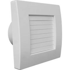 Aspiratore a parete 230 V 83 m³/h 100 mm