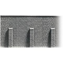N Muro di contenimento Pietrisco