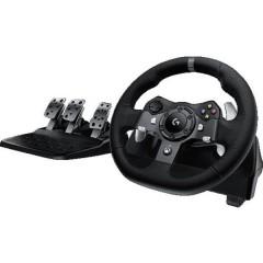 G920 Driving Force Racing Wheel Volante PC, Xbox One Nero