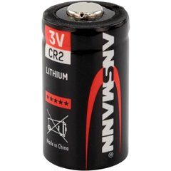 CR2 Batteria per fotocamera CR 2 Litio 750 mAh 3 V 1 pz.