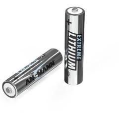 Extreme Batteria Ministilo (AAA) Litio 1150 mAh 1.5 V 2 pz.