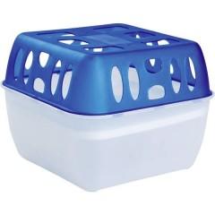 Profi-Dry Deumidificatore con Sali 12 m² Blu, Bianco