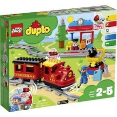 LEGO® DUPLO® Ferrovia a vapore