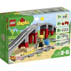 LEGO® DUPLO® Ponte ferroviario e guide
