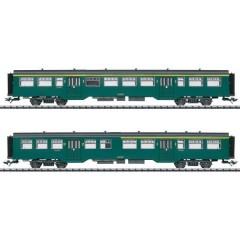 Vagone passeggeri 2 pz. M2 della SNCB