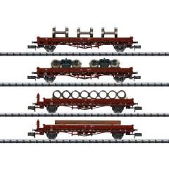 Vagone a bordo ribassato di DB, kit MHI da 3 pz