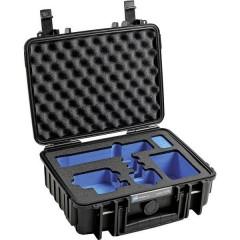 outdoor.cases Typ 1000 Valigetta rigida per fotocamera Misura interna (LxAxP)=250 x 95 x 175 mm Impermeabile