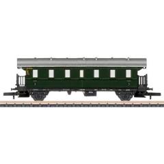Vagone per sole unità Donnerbuchse Ci 2.classe di DB