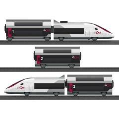 my world - pacchetto di lancio TGV Duplex