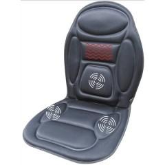 Rivestimento rinfrescante per sedile 12 V 1 livello di raffreddamento Nero