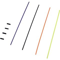 Tubo per antenna con tappo in gomma