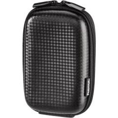 Hardcase Carbon Style, 60 H Custodia morbida per fotocamera Misura interna (LxAxP) 65 x 105 x 30 mm Nero