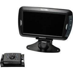 DRC7010 Sistema video di retromarcia senza fili Linee guida Distanza, Conversione notte/giorno automatica,