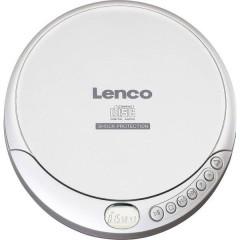 CD-201 Lettore CD portatile CD, CD-R, CD-RW, MP3 Funzione di carica della batteria Argento
