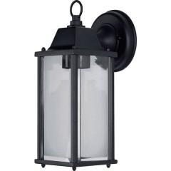ENDURA® CLASSIC LANTERN L Lampada da parete per esterno LED (monocolore) E27 Nero