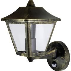 ENDURA® CLASSIC TRADITIONAL ALU L Lampada da parete per esterni con rilevatore di movimento LED