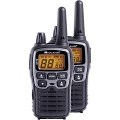 XT70 Radio ricetrasmittente portatile LPD PMR Kit da 2