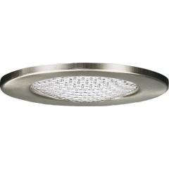 Structure Lampada da incasso LED (monocolore), Lampadina Alogena G4 20 W Ferro (spazzolato)