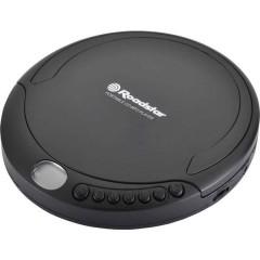 Lettore CD portatile CD, CD-R, CD-RW, MP3, WMA Nero