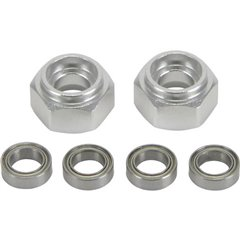 Parte tuning Mozzo cerchione anteriore in alluminio