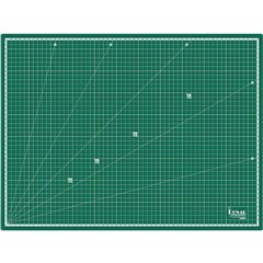 Tappetino da taglio A2, autorigenerante (600 x 450 x 3 mm) (L x L x A) 600 x 450 x 3 mm 1 pz.