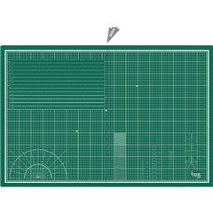 Tappetino da taglio A1, autorigenerante, pieghevole (900 x 600 x 1,9 mm) (L x L x A) 900 x 600 x