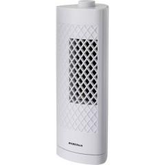 Ventilatore da tavolo 25 W (L x L x A) 110 x 110 x 330 mm Bianco