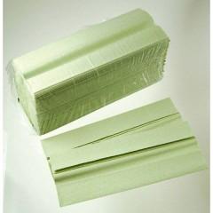 276200 Faltpapier Basis Recycling grün (L x L) 330 mm x 250 mm Verde lime 20 x 180 Blocchi/Conf 1 KIT