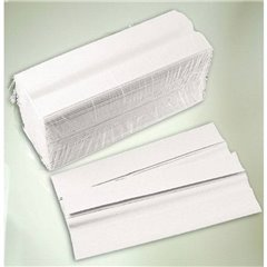 272300 Faltpapier Frottee Extra (L x L) 330 mm x 230 mm Bianco puro 1 KIT