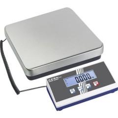 Bilancia pesa pacchi Portata max. 15 kg Risoluzione 5 g rete elettrica, a batteria Argento