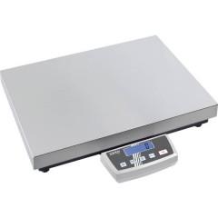 Bilancia pesa pacchi Portata max. 150 kg Risoluzione 20 g, 50 g rete elettrica, a batteria, a batteria