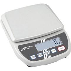 Bilancia per lettere Portata max. 6 kg Risoluzione 1 g rete elettrica, a batteria Bianco