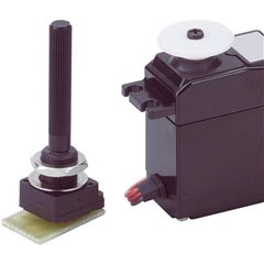 Tester servo SMD (L x L) 24 mm x 16 mm 1 pz.