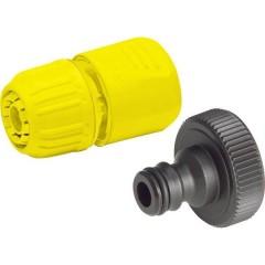 Kit di collegamento per pompa 79 mm 13 mm (1/2) Ø, 33,3 mm (G1) Plastica