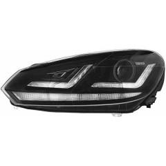 LEDriving® XENARC Black Edition Fanale completo