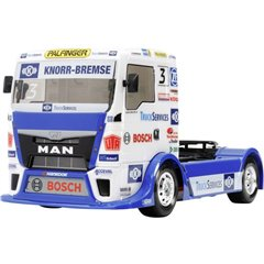 TT-01E Racing Truck Team Hahn Racing Brushed 1:14 Camion modello Elettrica Camion 4WD In kit da costruire