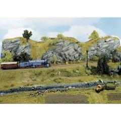 Muro di roccia Calcare 1 pz.