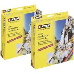 Stucco speciale per roccia modellismo Granito 1000 g