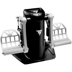 Pedale per simulatore di volo USB, RJ12 PC Nero
