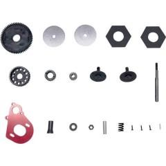 Parte di ricambio Piastra supporto motore e ingranaggi
