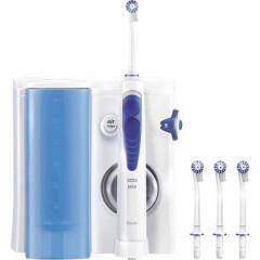 Health Center Oxyjet Irrigatore orale Bianco, Blu