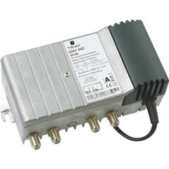 Amplificatore per TV via cavo 8 vie 40 dB