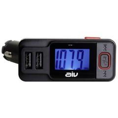 FMT-719 BT-RDS Trasmettitore FM incl. vivavoce, con telecomando
