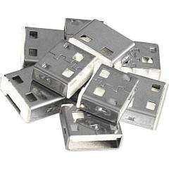 Blocco porta USB USB Port Lock Kit da 10 Bianco Senza chiavi