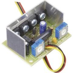 Regolatore di velocità per automodello Brushed Mini Capacità di carico (max.): 3 A
