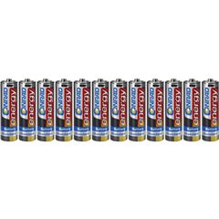 R06 Batteria Stilo (AA) Zinco carbone 1.5 V 12 pz.