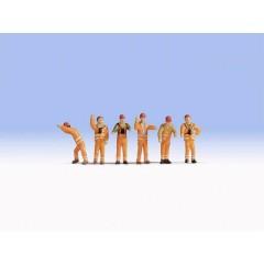 TT Personaggi personale di manovra