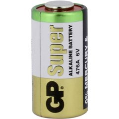 GP476A Batteria speciale 476 A Alcalina/manganese 6 V 105 mAh 1 pz.