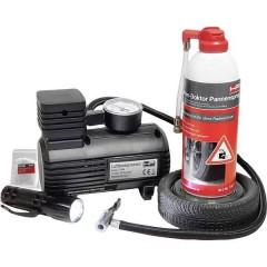 Reifenpannenset Kit emergenza per foratura pneumatici Misura pressione pneumatici, Luce LED